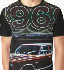 1969 Retro Colors Graphic T-Shirt