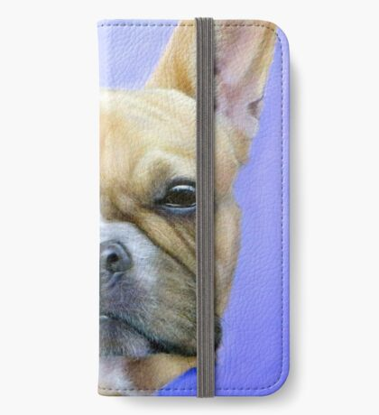 """""""Hello Dolly"""" iPhone Wallet"""