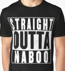 Straight Outta Naboo Graphic T-Shirt