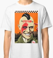 Station to Station Classic T-Shirt