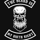 The Beard is my Birth right by Yggdrasil-Art