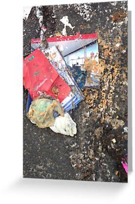 Still Life Rubbish 4 by Boresack