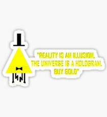 Bill Cipher Quotes Gifts Merchandise Redbubble
