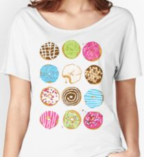 Sweet donuts Women's Relaxed Fit T-Shirt