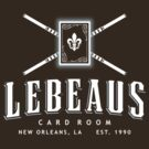 Lebeau's Card Room - New Orleans, LA by Phil Gilroy