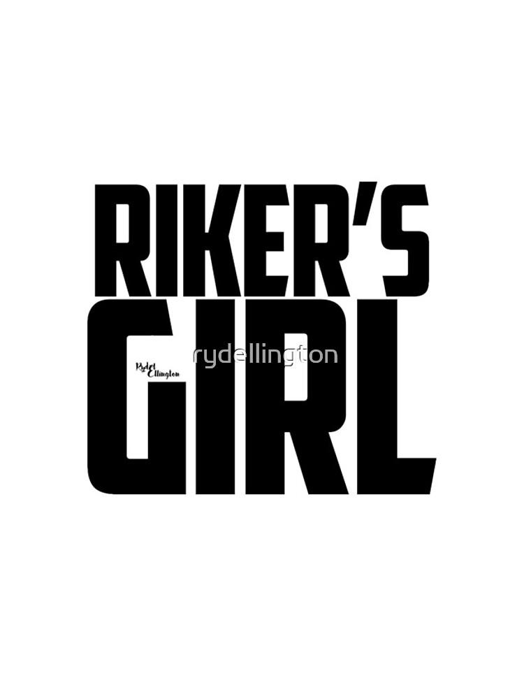 Riker's Girl - Schwarz von rydellington