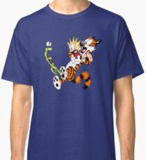 calvin and hobbes shocked Classic T-Shirt