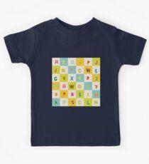 alphabet   Kids Tee