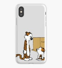 little hobbes iPhone Case