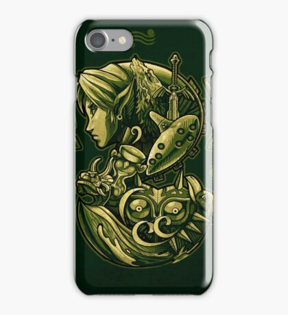 The Journey of Courage iPhone Case/Skin