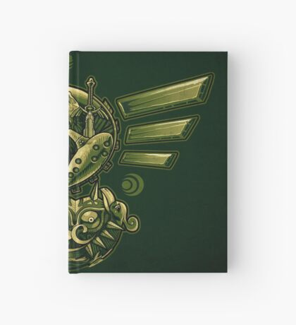 The Journey of Courage Hardcover Journal