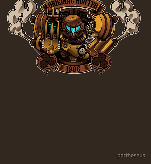STEAM PUNK HUNTER  by pertheseus