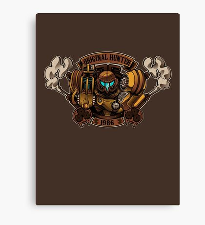 STEAM PUNK HUNTER  Canvas Print
