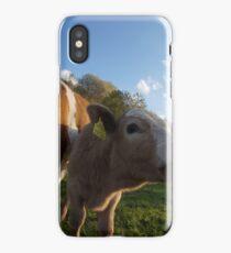 calf in s iPhone Case/Skin