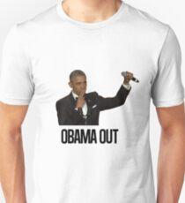 Obama Out Unisex T-Shirt