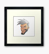 Omar! Framed Print