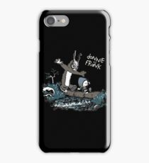 Donnie and Frank iPhone Case/Skin