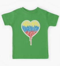 A PEACE OF MY BLEEDING HEART Kids Clothes