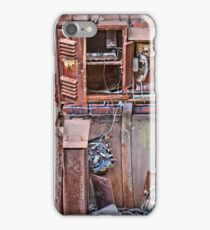 A Collaboration Of Rust iPhone Case/Skin