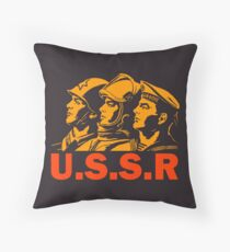 ARMED FORCES Throw Pillow