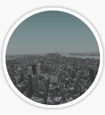 Manhattan - New York City Sticker