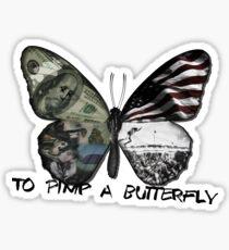 To Pimp A Butterfly Sticker
