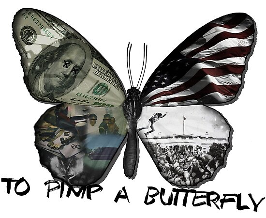 To Pimp A Butterfly by Vinzer
