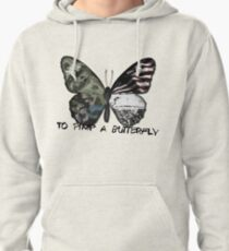 To Pimp A Butterfly Pullover Hoodie