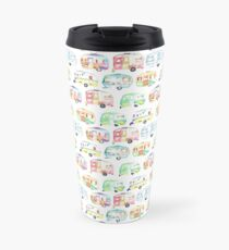 Retro Caravans Travel Mug