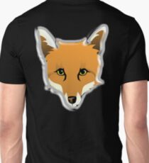 FOX, Foxy, Fox Face, Foxface, Wildlife, Urban Fox, Nature, Dog T-Shirt