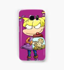 Cookie Girl Samsung Galaxy Case/Skin