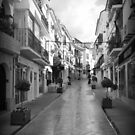 Mijas side street by Tigersoul