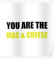 Mac And Cheese Poster