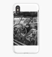 Church Buggy - BW iPhone Case/Skin