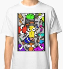 Sketch Colour Flex  Classic T-Shirt