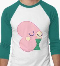 t-shirt couple 1 Men's Baseball ¾ T-Shirt