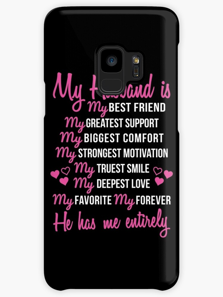 My Husband Is My Best Friend Wedding Anniversary Gift For Wife