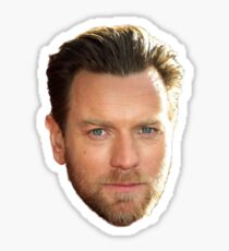 Ewan McGregor Sticker