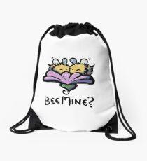 Bee Mine? Drawstring Bag