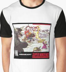 Chrono Trigger Cover Art Graphic T-Shirt