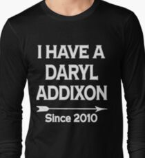 I have a Daryl Addixon - Walking Dead T-Shirt
