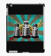 Doctor Who - Retro Daleks iPad Case/Skin