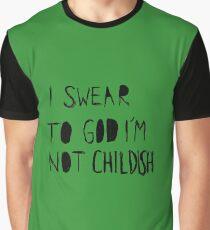 I swear! Graphic T-Shirt
