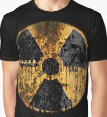 Stalker Radiation Symbol Graphic T-Shirt