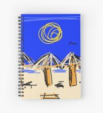 Beach please… Spiral Notebook