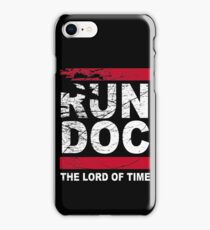 The LORD of TIME iPhone Case/Skin