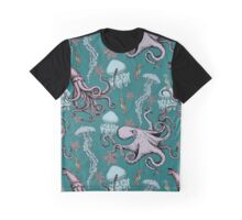 Underwater party Graphic T-Shirt