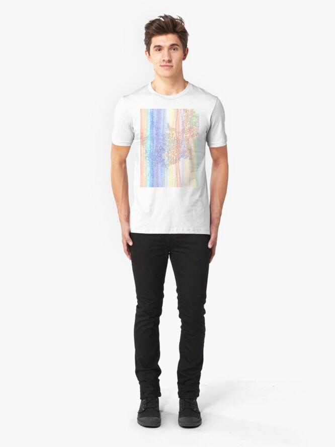 Alternate view of Quantum Foam Slim Fit T-Shirt