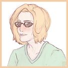 Scully Feat. Sunglasses by kordineon