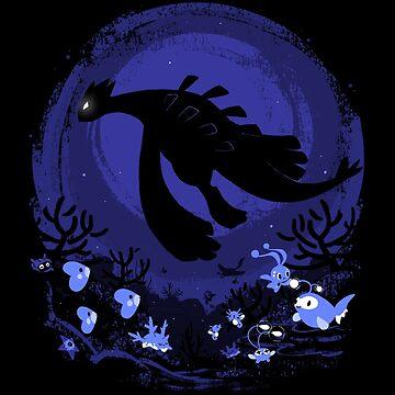 Sea Guardian by miskiart